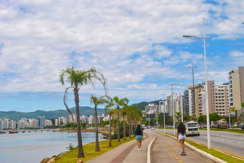 Beira Mar Norte Florianopolis Embarque Floripa