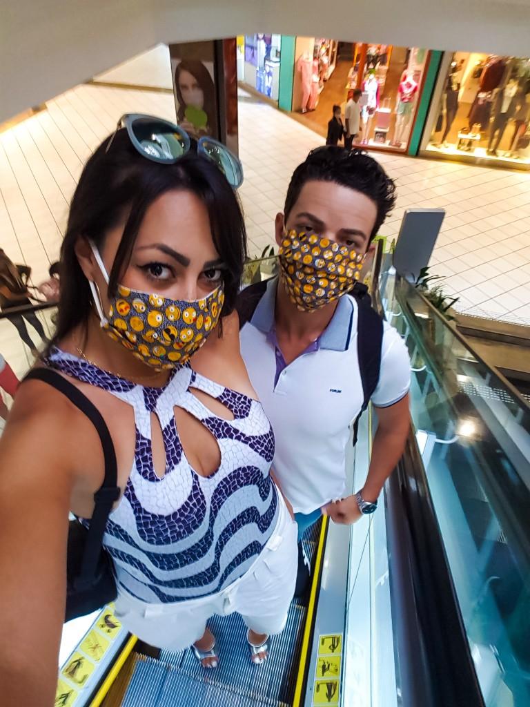 Shopping Florianopolis Embarque Floripa Régis Hahns e Daiéle Hahns